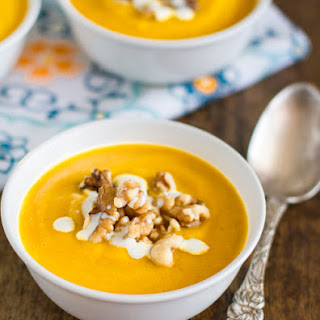 Simple & Creamy Squash Soup