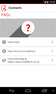 Vodafone Contacts APK baixar