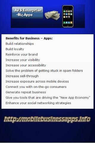 Business Apps Built