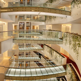 The Skywalk by Carlos Reyes - Buildings & Architecture Architectural Detail