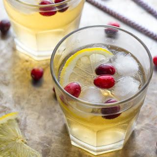 Cranberry Apple Cider Ginger Recipes