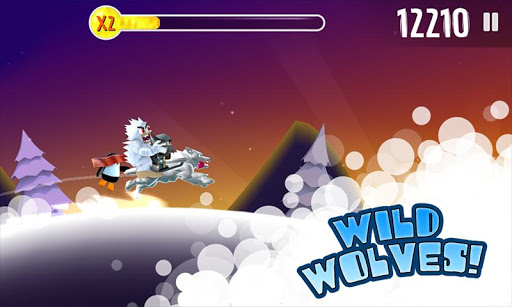 Ski Safari - screenshot