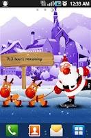 Screenshot of Christmas Countdown wallpaper