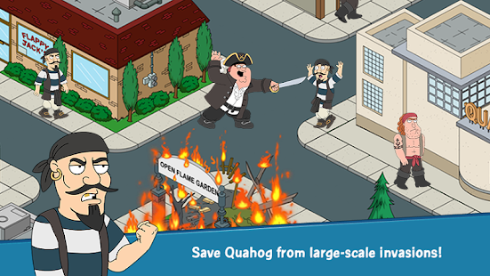 Family Guy The Quest for Stuff APK for Bluestacks
