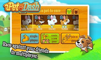 Screenshot of Pet Dash - Multiplayer