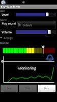 Screenshot of Baby Monitor BT