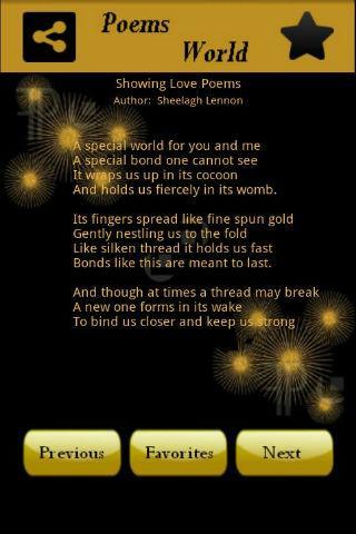 Poems World