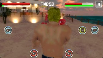 Screenshot of Boxing Mania 2
