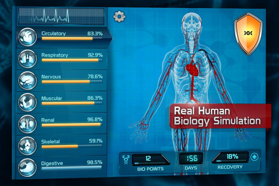 Bio Inc - Biomedical Plague Screenshot 1