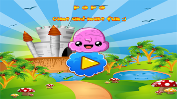 Screenshot of Arabic Fun With Popo