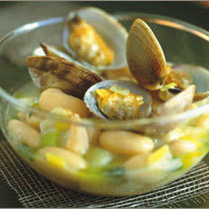 Salt Cod and Clam Stew Recipe