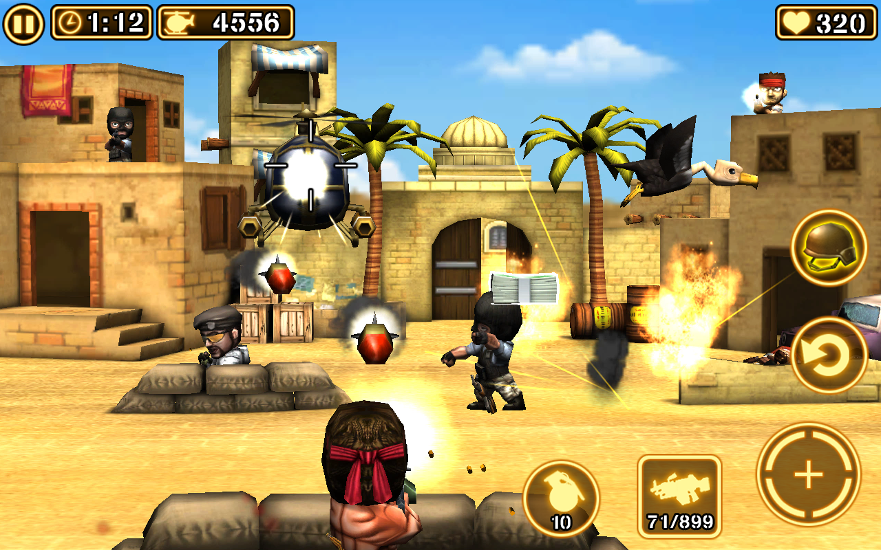 Gun Strike 2 Screenshot 2