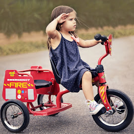 On my bike by Lucia STA - Babies & Children Children Candids