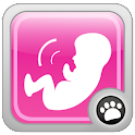 Babykick Tracker-Free icon