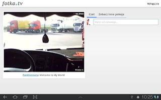 Screenshot of Fotka.pl Kamerki