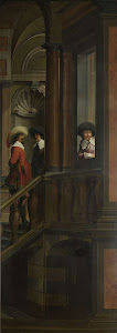 RIJKS: Dirck van Delen: painting 1632