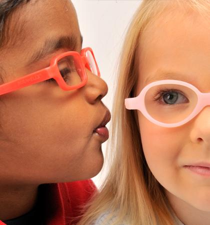 Gafas para niños: ¿Qué tener en cuenta? | Blickers