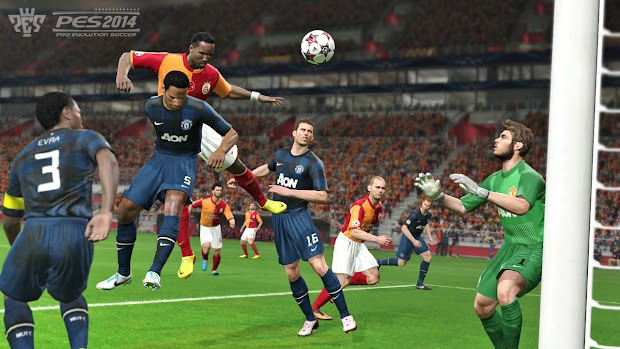 Konami has made progress towards solving PES 2014 problems on Xbox 360