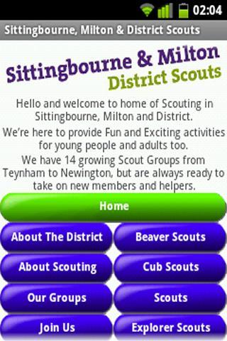 Sittingbourne Milton Scouts
