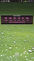Screenshot of Baby Countdown Widget