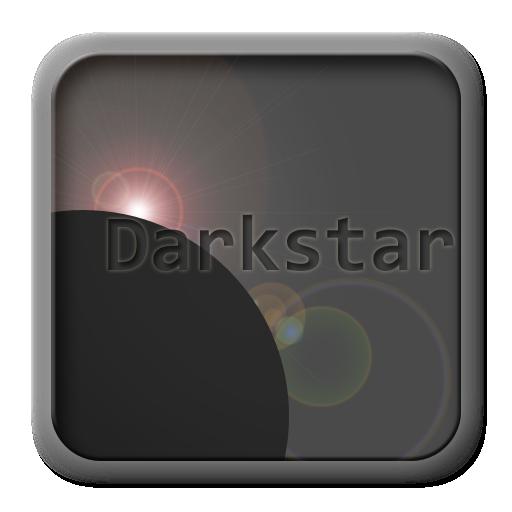 Darkstar ADWTheme 個人化 App LOGO-APP試玩