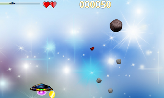 Screenshot of Flying Saucer Space Flight