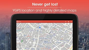 Screenshot of Rome Travel Guide