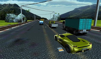 Screenshot of Police Car Driver 3D