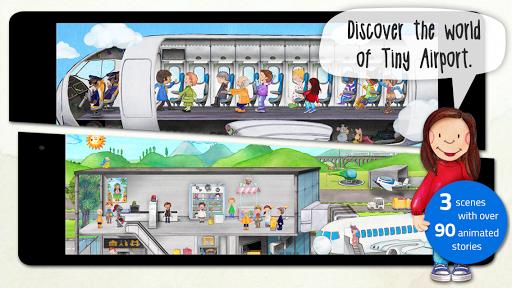 Tiny Airport - Seek & Find - screenshot