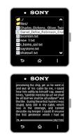 Screenshot of Smart Reader for SmartWatch