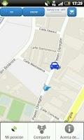 Screenshot of ¿Dónde está mi coche?