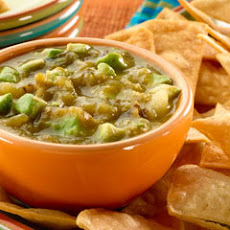 Avocado Tomatillo Salsa