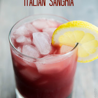 Sweet Vermouth Sangria Recipes