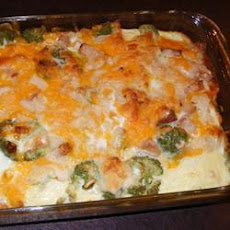Turkey Broccoli Bake