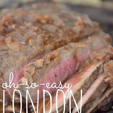 Easy Tender London Broil