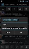 Screenshot of Explorer+ File Manager