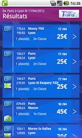 Screenshot of Troc des Trains