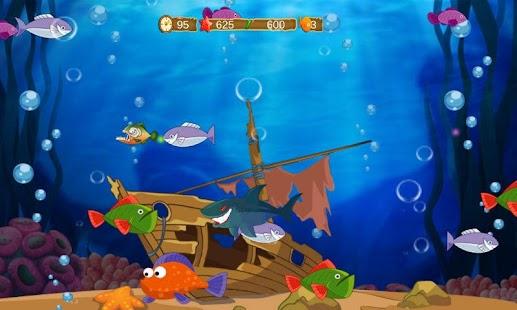Fish battle 2 0 wendgames for Battle fish 2