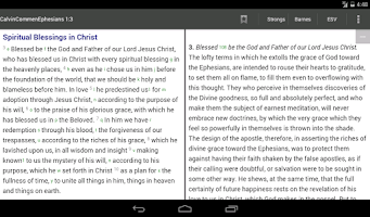Screenshot of And Bible