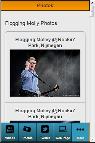 Flogging Molly Fans