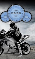 Screenshot of Sport Bike HD Live Wallpaper