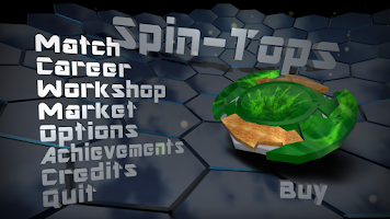 Screenshot of Spin-Tops