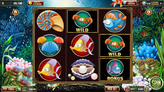 farao slot casino