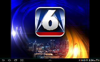 Screenshot of WBRC TV News FOX6