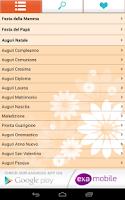 Screenshot of Auguri