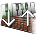 GuitarPianoConverterDKBDAdFree icon