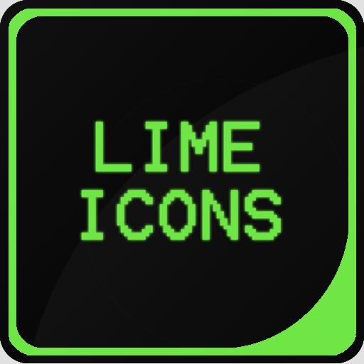 ADWTheme Lime Icons LOGO-APP點子