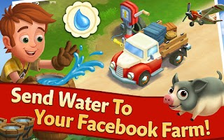 Screenshot of FarmVille 2: Country Escape