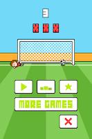 Screenshot of Goalcraft - Goalkeeper Game