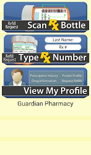 Guardian Pharmacy Services - screenshot